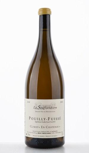 """Pouilly-Fuissé Climat """"En Chatenay"""" 2018 1500ml –  La Soufrandière"""