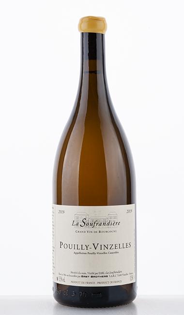 Pouilly-Vinzelles 2019 1500ml - La Soufrandière