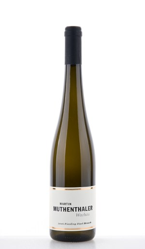 Riesling Ried Bruck 2016 –  Martin Muthenthaler