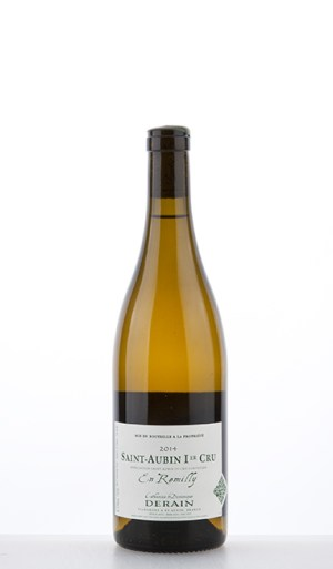 "Saint-Aubin blanc 1er Cru ""En Remilly"" 2014 –  Dominique Derain"
