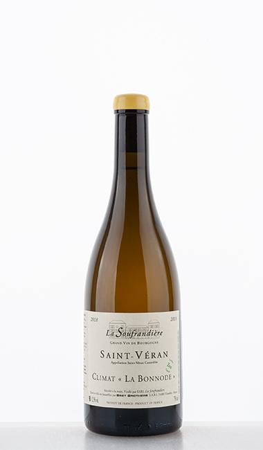 """Saint-Véran Climate """"La Bonnode"""" Zen 2018 - La Soufrandière"""
