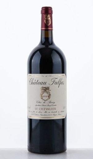 le Chevalier Côtes de Bourg 2012 1500ml - Château Falfas