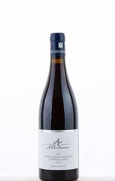Gimmeldinger Biengarten Pinot Noir VDP Erste Lage 2018