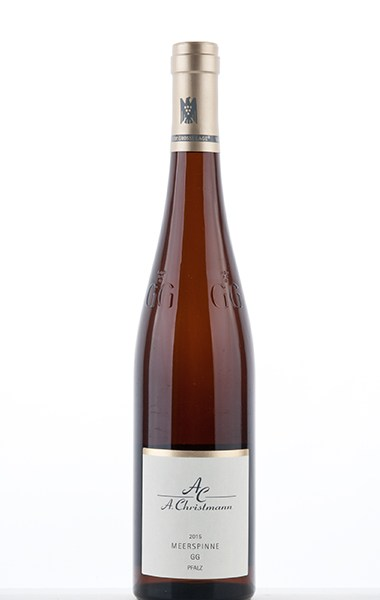 Sea Spider in the Almond Orchard Riesling Grosses Gewächs 2015