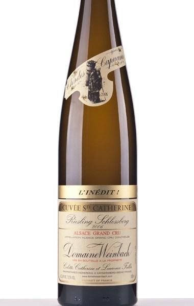 Riesling Schlossberg Grand Cru Cuvée Sainte Catherine L'inedit 2006 1500ml