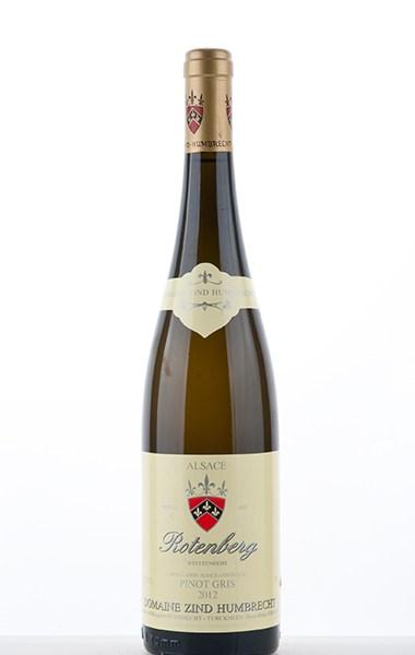 Pinot Gris Rotenberg 2012