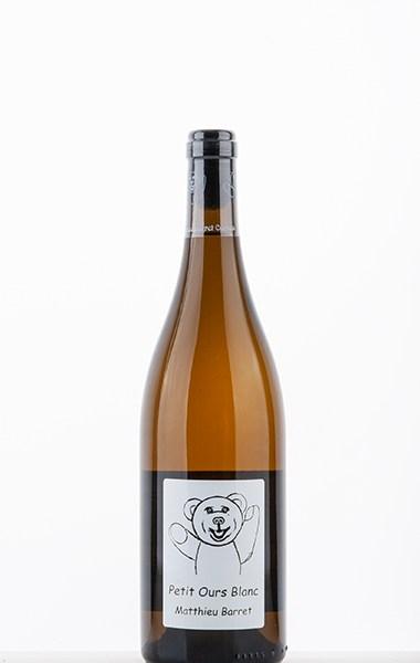 """Vin de France """"Petit Ours Blanc"""" 2018"""