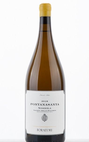 Fontanasanta Nosiola Vigneti delle Dolomiti IGT 2018 1500ml
