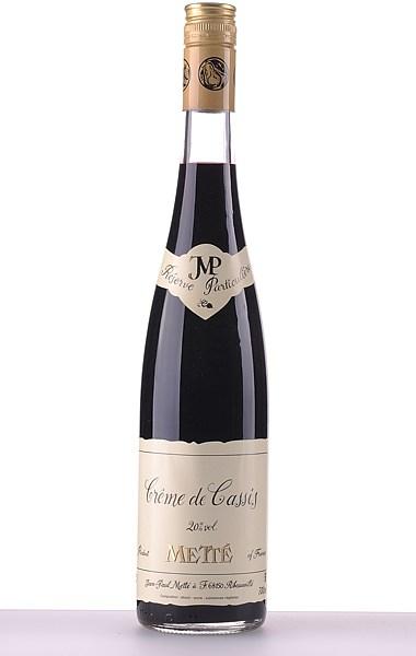 Crème d'Cassis NV 700ml