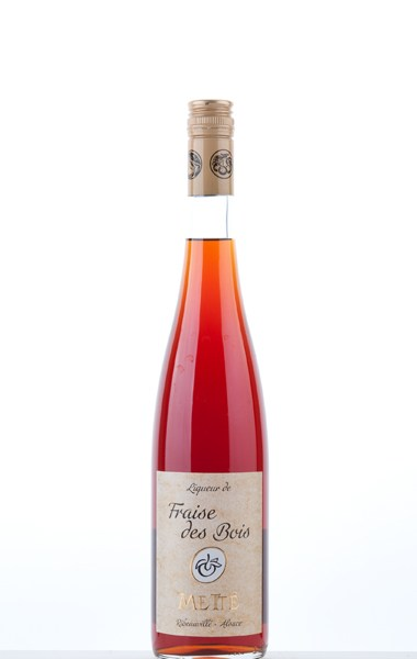 Fraise des Bois (wild strawberry) NV 700ml