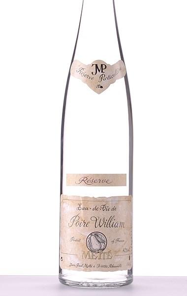 Poire William (Williams pear) Réserve Particulière 2021 700ml