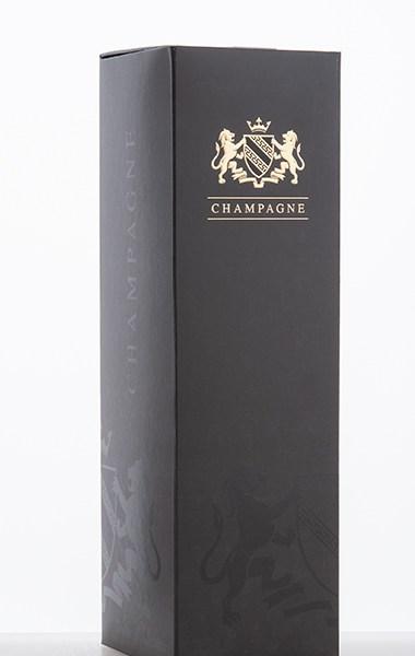 Gift box for one bottle 2022 500ml