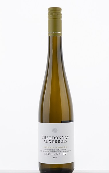 Chardonnay Auxerrois Loess and Clay 2016