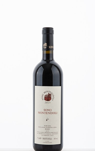Sono Montenidoli Toscana Rosso IGT 2013