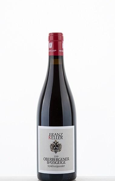 Oberbergener Bassgeige Pinot Noir VDP First Site 2019 - Franz Keller