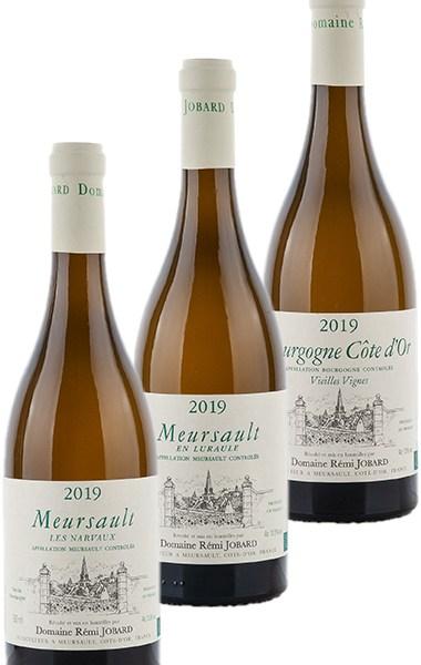 Tasting package Rémi Jobard Meursault 2020