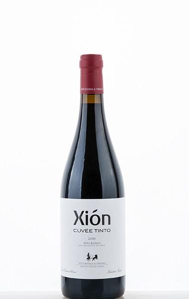 Xion Cuvée Tinto 2018 - Attis Bodegas y Vinedos