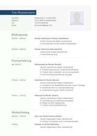 Lebenslauf Für Deutsche Staatsbürgerschaft Muster 77