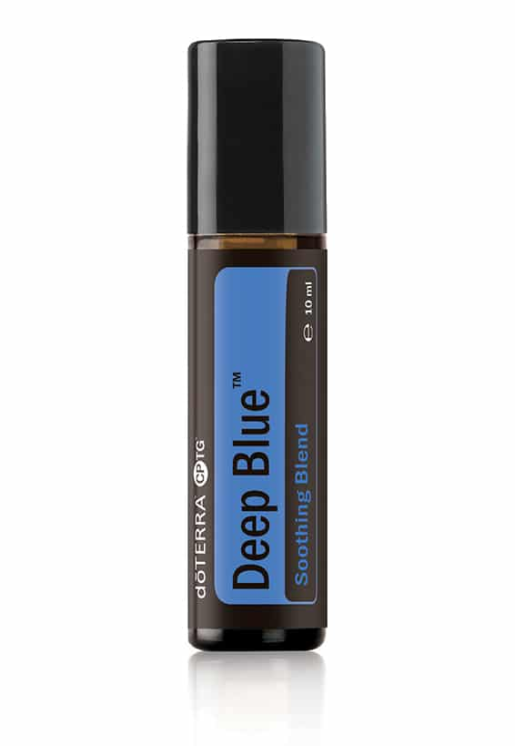 doTERRA Deep Blue Roll-On (Lindernde Mischung)
