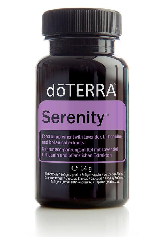 dōTERRA Serenity® Weichkapseln