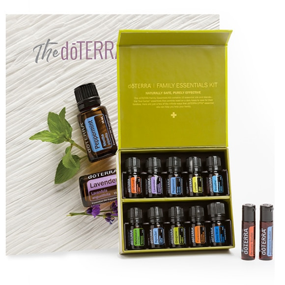 doTERRA Family Essential + Beadlets Kit