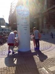 Trinkbrunnen in Hamburg (Foto: Gendries)