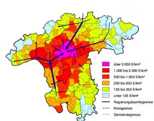 Leitungsverbund Wasserversorgung im Ballungsraum Rhein-Main (Eugen Roth)