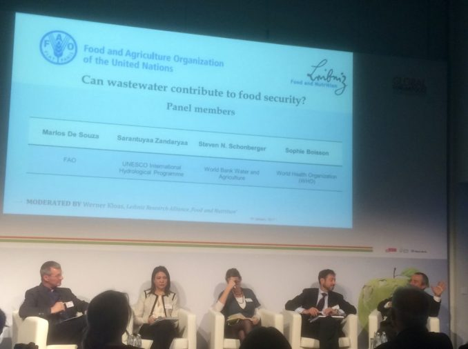 Blue Planet Dialog: Nachhaltige Lösungen für Wasser und Lebensmittelproduktion