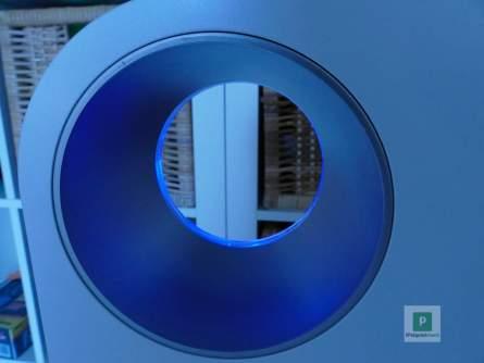 Optisches Loch mit LED
