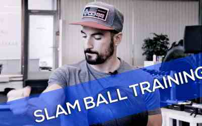 Slam Ball Training