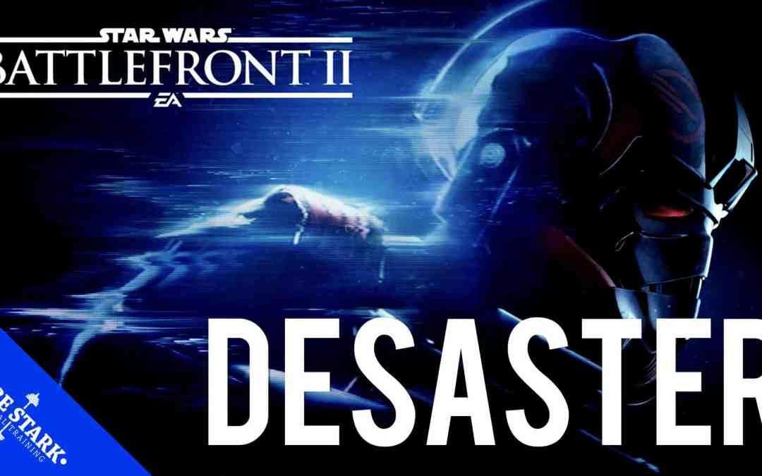 Verhärtete Fronten – Das Desaster von Star Wars Battlefront 2