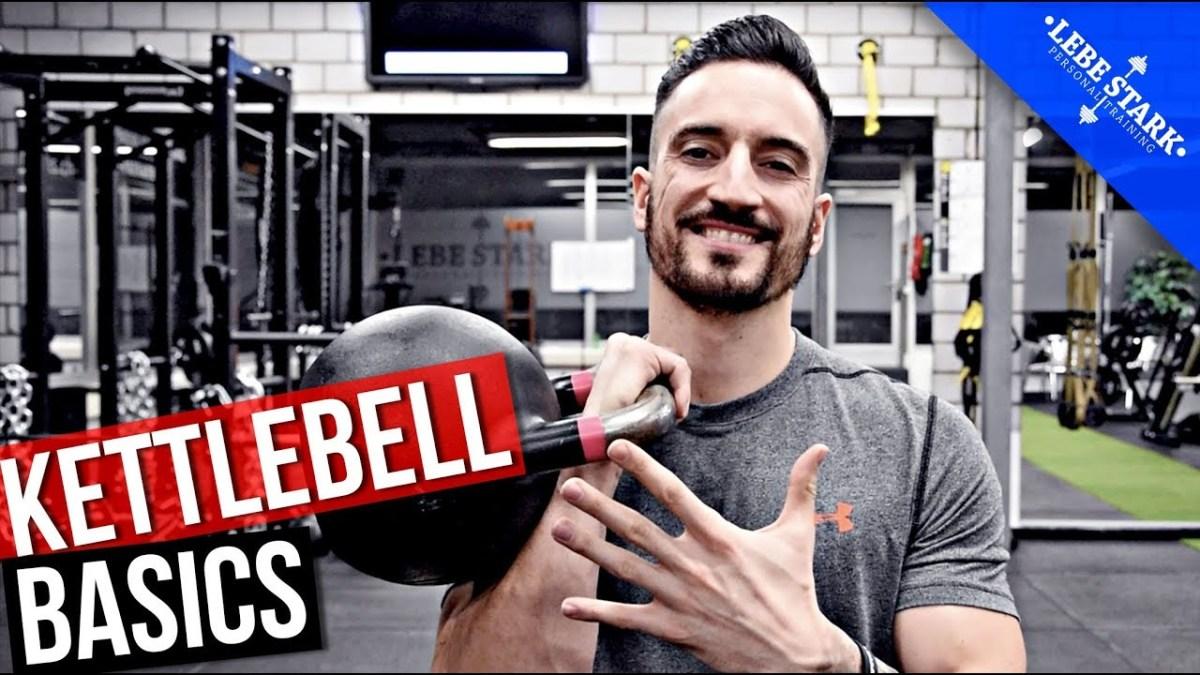 TOP 5 Übungen für die Kettlebell