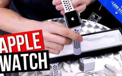 Apple Watch Nike+ Series 3 – (UNBOXING VIDEO)