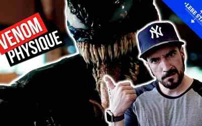 Ein Trapez wie Venom – [Venom Trailer Fitness Analyse]