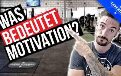 Top 8 Gründe wieso Motivation nicht das ist was du denkst! – [DISZIPLIN ist der 🔑]
