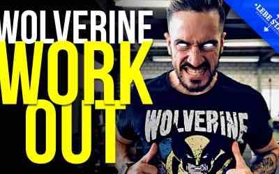 Wolverines Trainings- und Ernährungsplan – [SUPERHERO WORKOUTS]