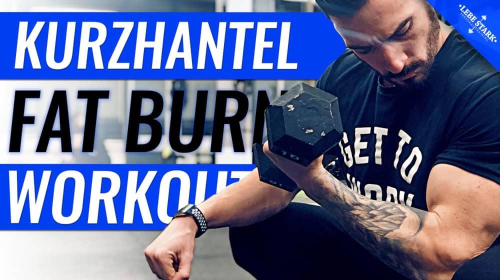Kurzhantel Workout mit 5 Übungen für Anfänger