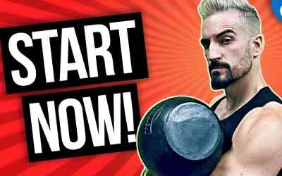 How To Build Muscle & Burn Fat With Kettlebells – [VIDEO]