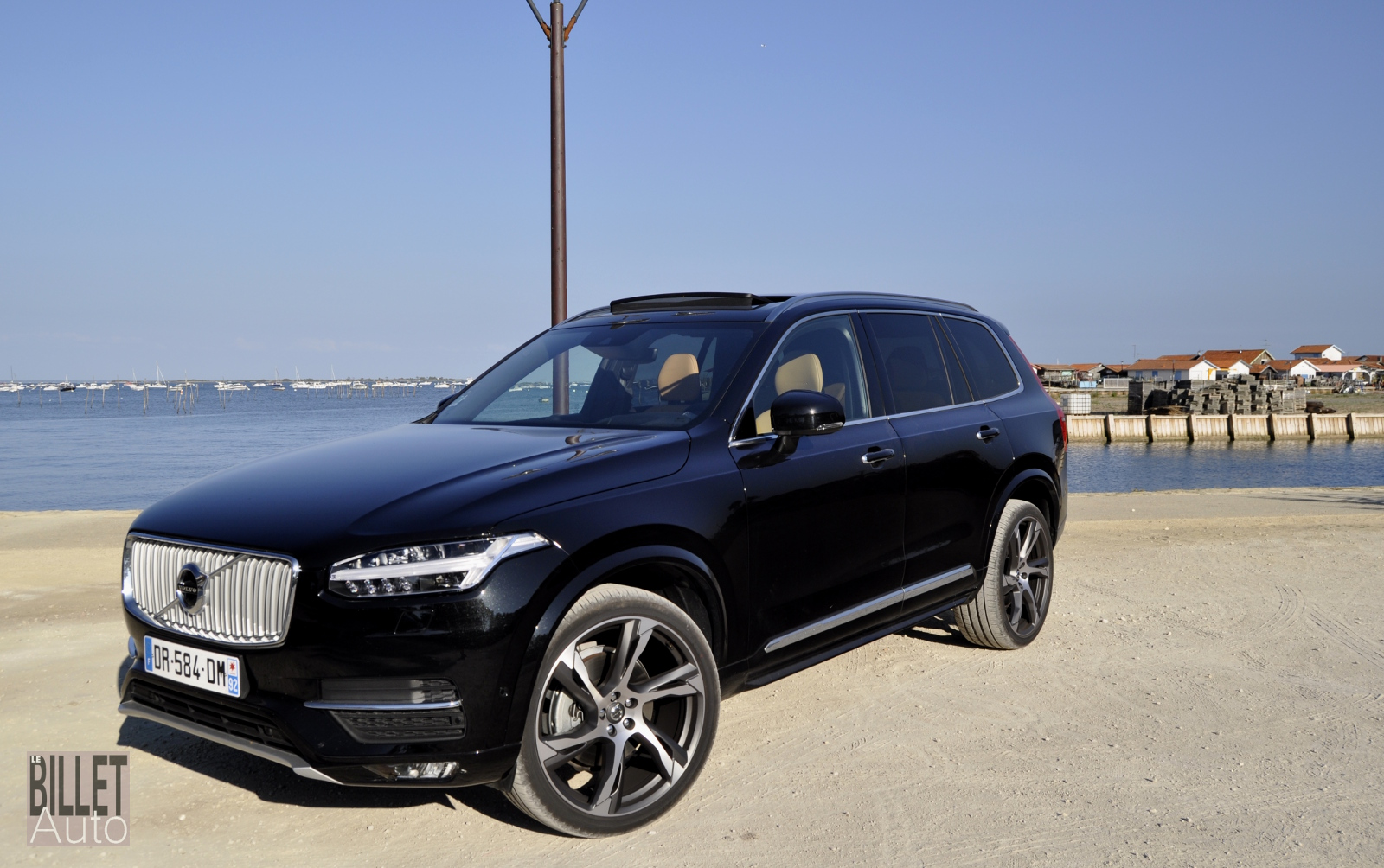 essai vivre avec le nouveau volvo xc90 lba test drive. Black Bedroom Furniture Sets. Home Design Ideas