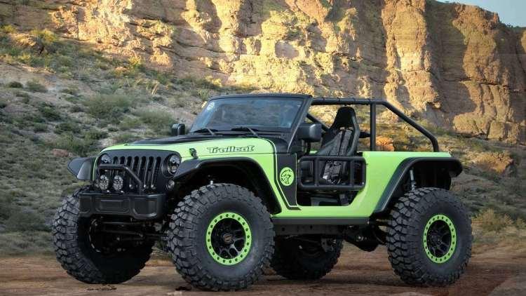 Jeep Trailcat 1
