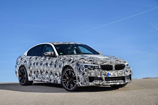 BMW M5 F90 M xDrive