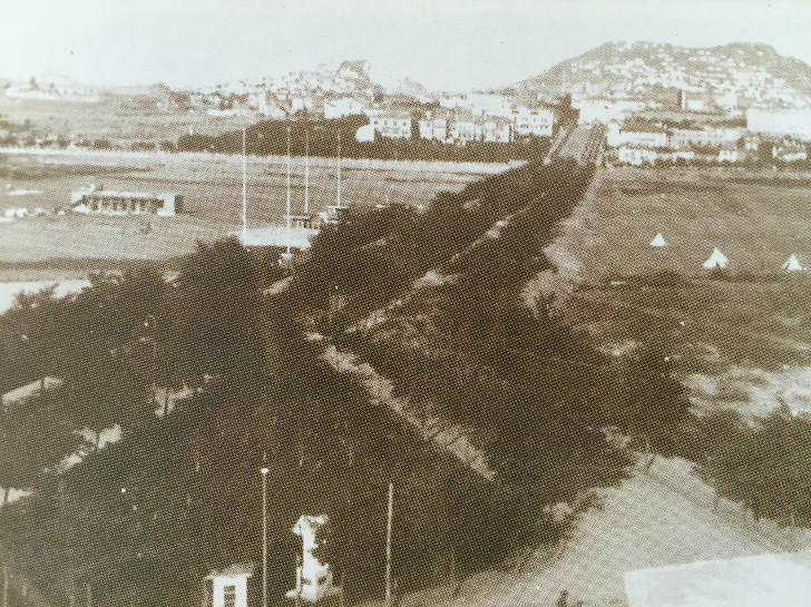İstasyon Yönünden Ulus Meydanı'na Bakış - 1930