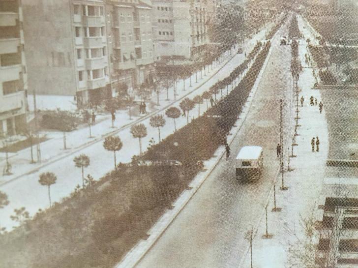 Atatürk Bulvarı, Yenişehir - 1935