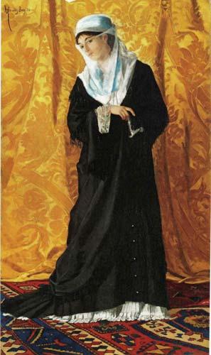 osman hamdi bey istanbul hanımefendisi