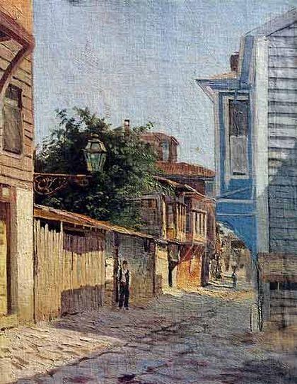 Hoca Ali Rıza - Fenerli Sokak Üsküdar