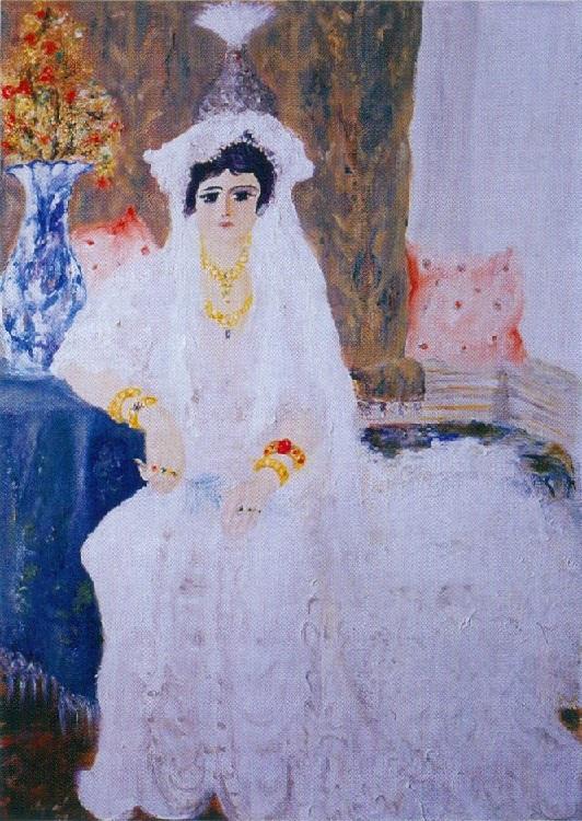 Fikret Otyam (1926 – 2015) Otyam'ın Fırçasından ile ilgili görsel sonucu