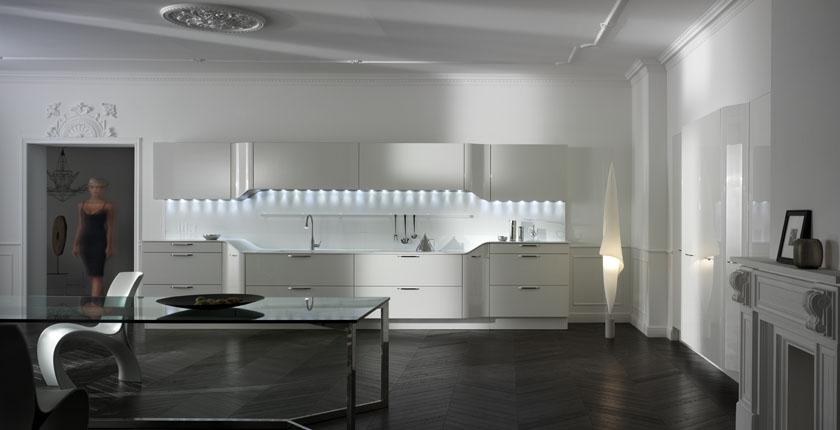 Cuisine design Snaidero Venus par Pininfarina