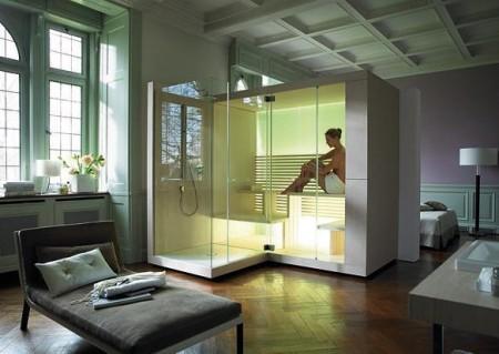 Saune design Inipi by Eoos