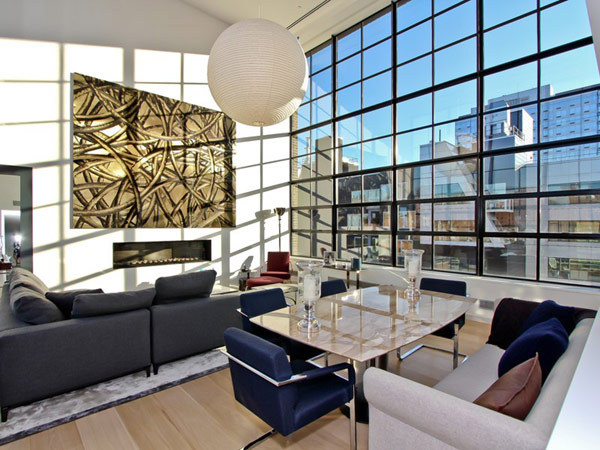 Penthouse duplex moderne  NewYork