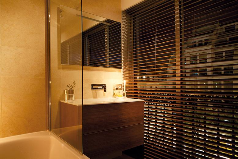 Appartement Le Yacht  Salle de bain